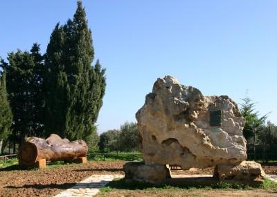 Agrigento tomba di pirandello